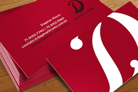 Identidade Visual e site Dagmar Licores