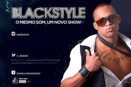 Site Banda Blackstyle