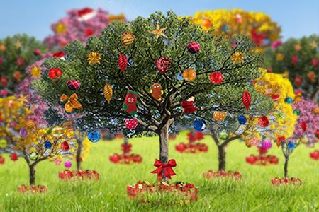 Campanha Envie Árvores de Natal