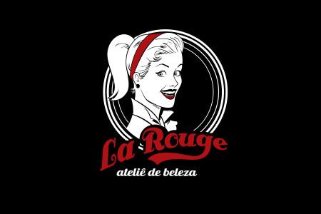 Redesign Site La Rouge Ateliê de Beleza