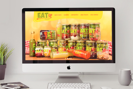 Eatup Saladaria – salada no pote
